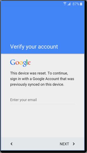 ξεκλειδωμα google frp