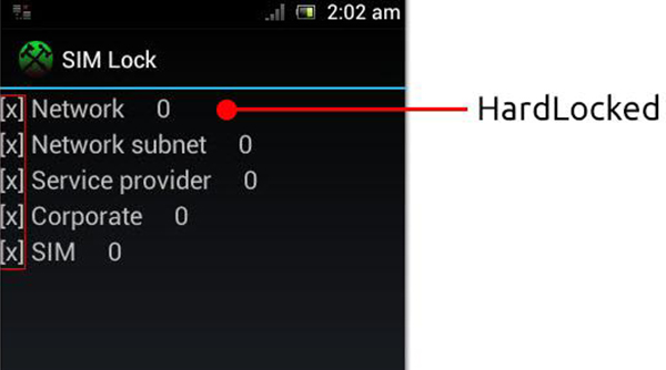 ξεκλειδωμα κινητου sony με 0 προσπαθειες