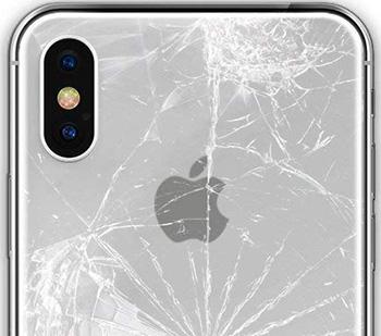 αλλαγη πισω τζαμιου iphone x